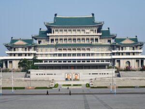 Tour Triều Tiên