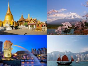 Tour Châu Á