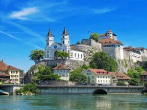 Tour Thụy Sỹ